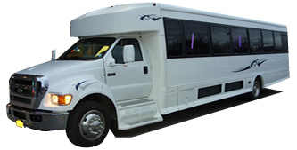 Party Bus Limousine by S&G Limo of Long Island