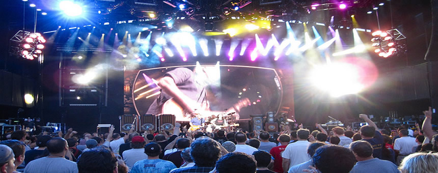 New York Concert Limos to Concerts at Jones Beach