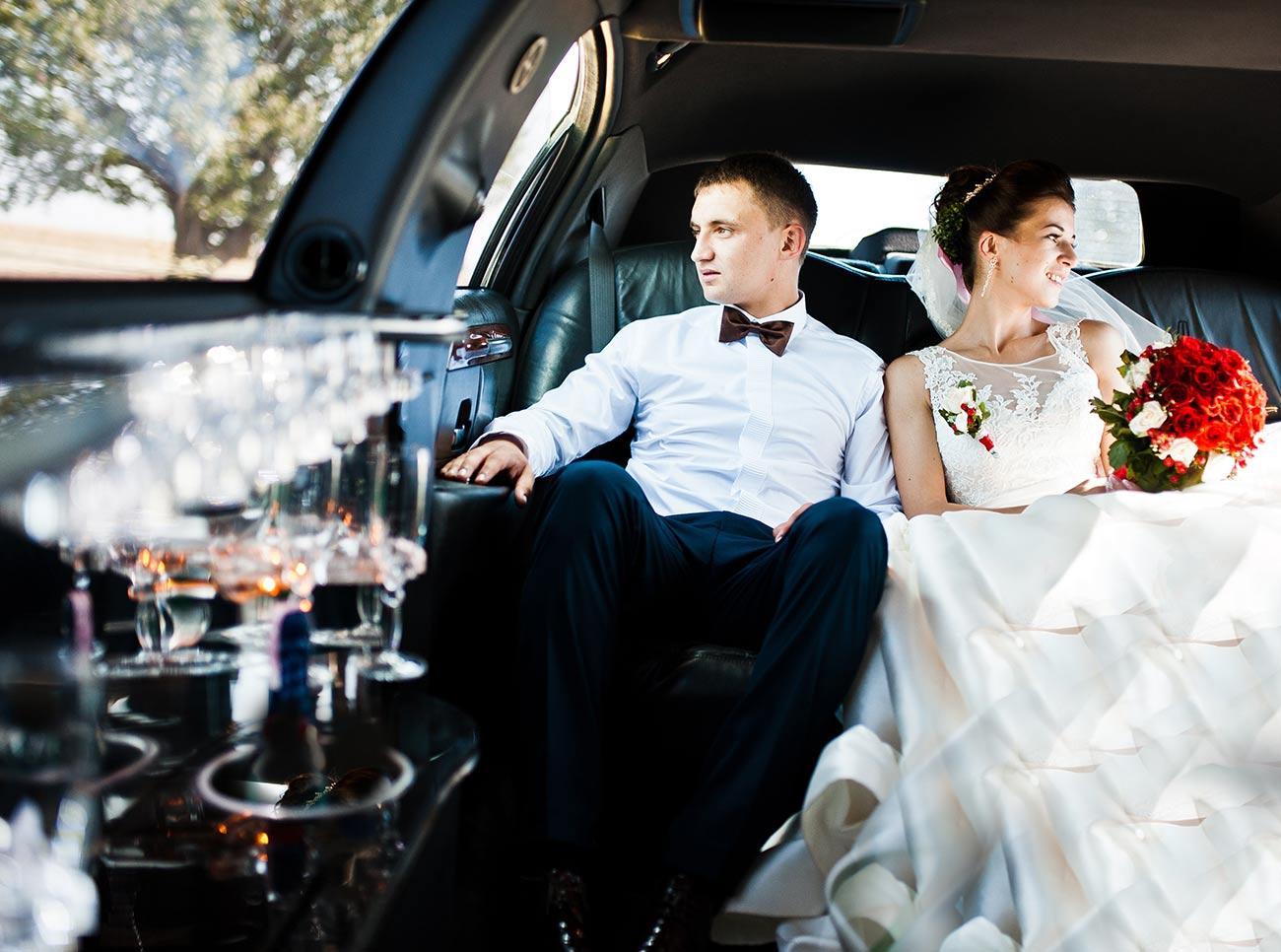 LI Wedding LImos